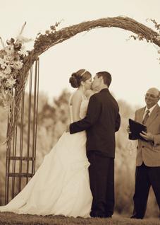 Rose River Idaho Wedding