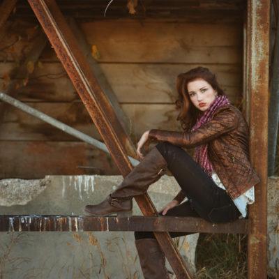 Idaho Senior Portrait Photographer